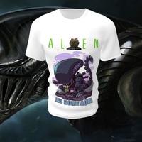 Camiseta Camisa Blusa Personalizada Infantil Aliens