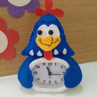 Relógio Galinha Pintadinha