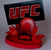 UFC - centro de mesa