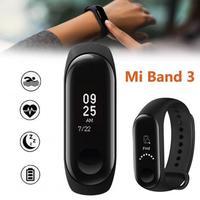 Relógio Xiaomi Smartwatch Mi Band 3 + Película